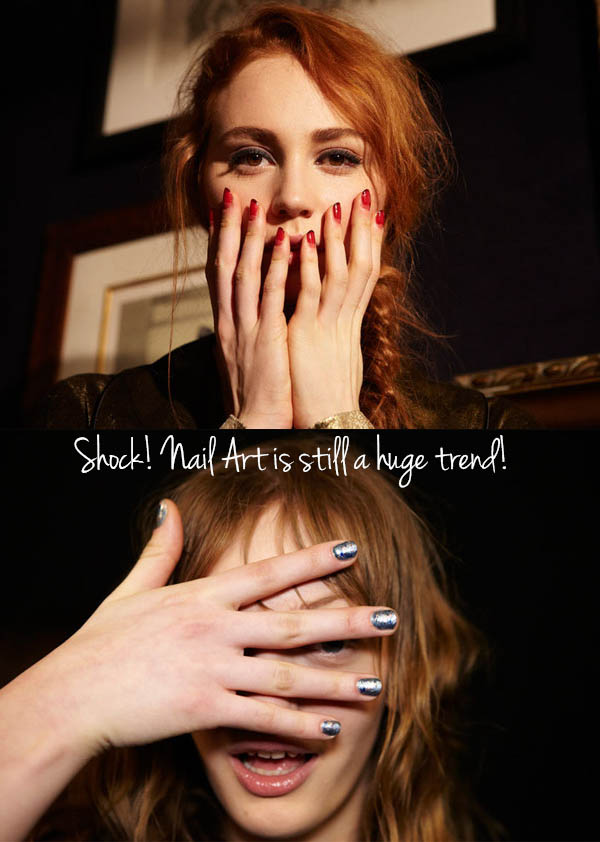 NYFW Beauty trends to try now - Nail Art