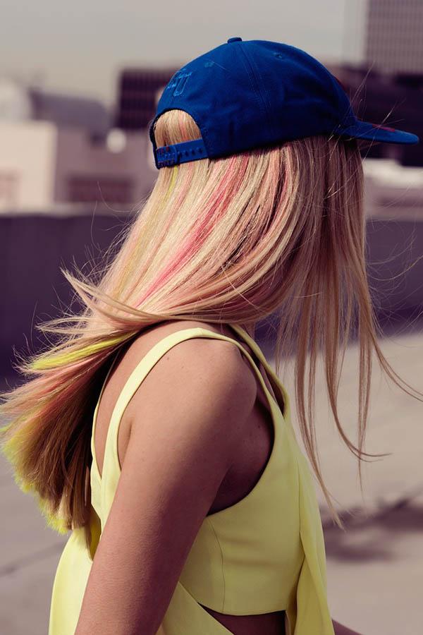 Zanita - Shea - basebal cap