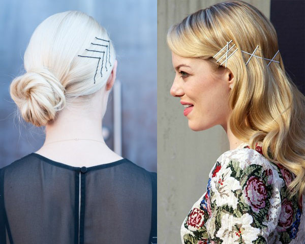 Hair Romance - Bobby pin hairstyles