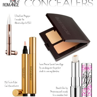 Makeup Monday: Concealers