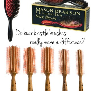 Boar bristle brushes – are they worth it?