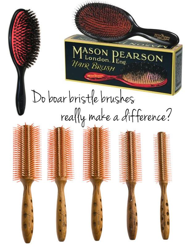 Boar Bristle Brushes Are They Worth It Hair Romance