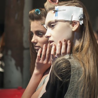 Hair Romance at MBFWA 2013 – Day 1 in pictures