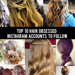 Top 10 hair obsessed Instagram accounts to follow