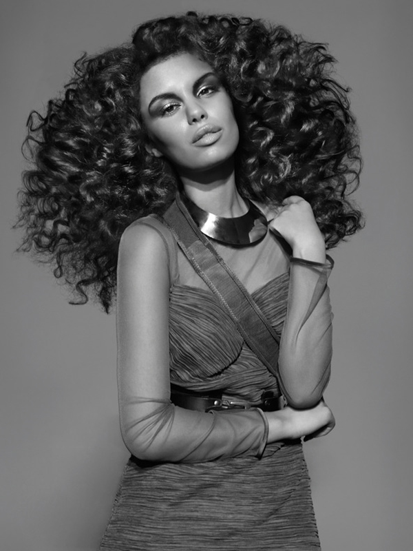 ghd fame team collection - disco curls
