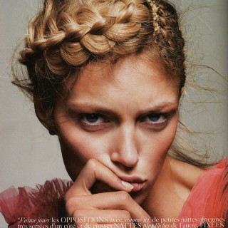Big Hair Friday – Braids by Eugene Souleiman