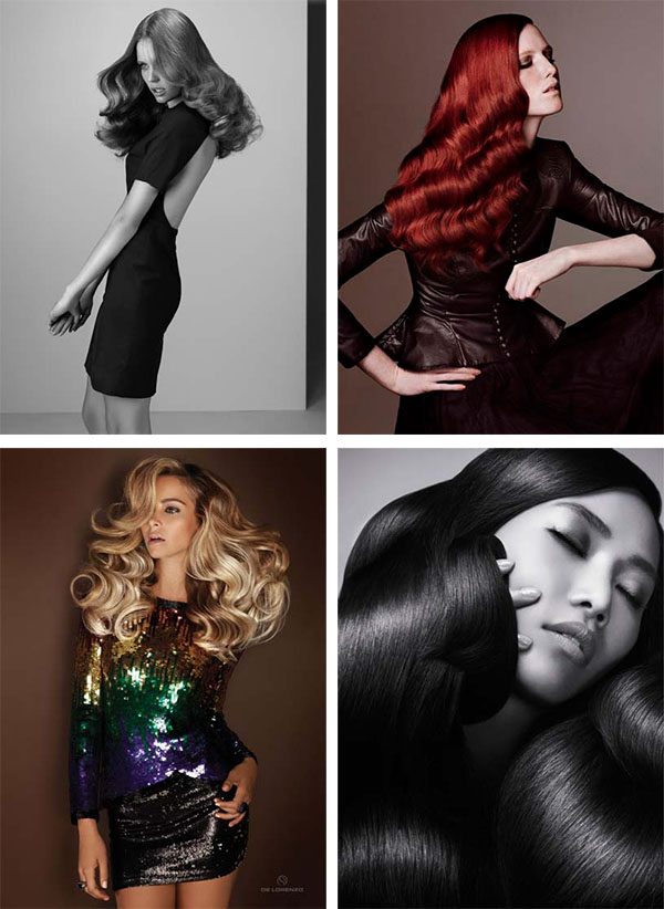 Hair Expo 2013 finalists