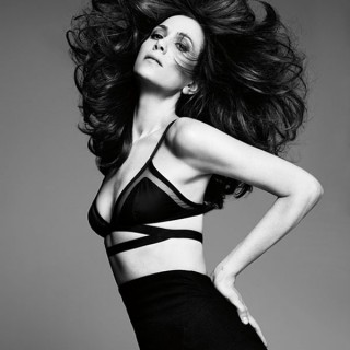 Big Hair Friday – Kristen Wiig in Harper's Bazaar
