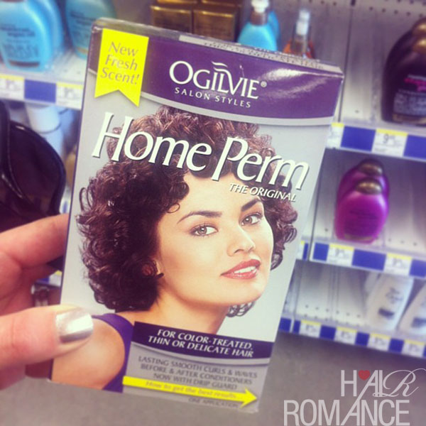 Home Perm Would You Ever Have You Ever Hair Romance