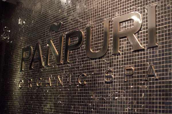 Panpuri Organic Spa Pyrmont Sydney