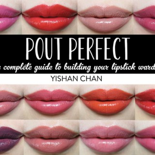 Pout Perfect by Beauty Swatch book review