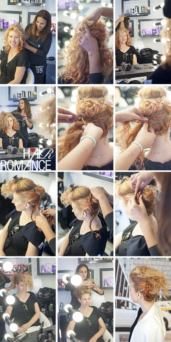Hair Romance - Big Hair in Milan - how to