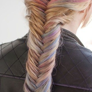 Hairstyle Tutorial: How to do a fishtail braid