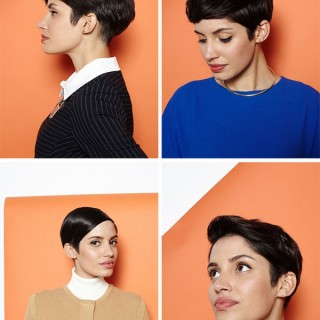 Short Cut Saturday – 1 pixie cut 4 ways