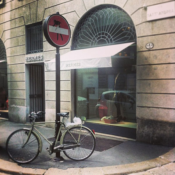 Hair Romance - Milan Fashion week diary 6