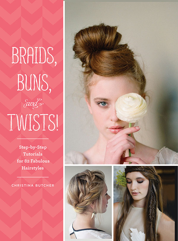 Christina Butcher - Bruns Braids and Twist hairstyle book