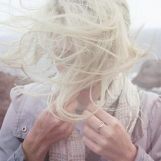 Big Hair Friday – Windswept