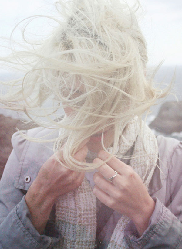 Big Hair Friday - Windswept