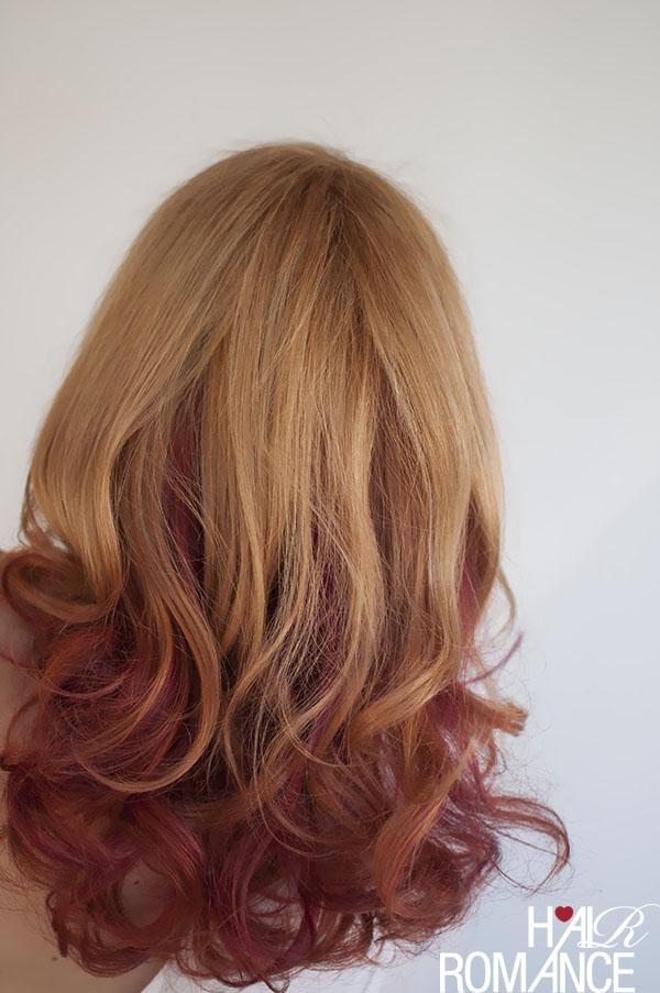 Hair Romance - Big Hair - Stevie English colour
