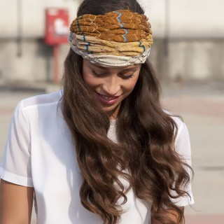 Street-style hair inspiration – head scarves