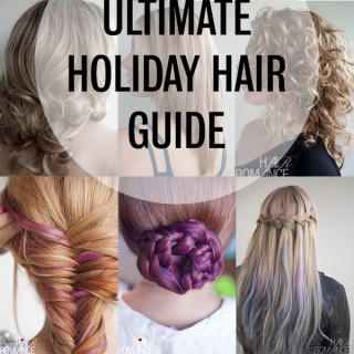 The Ultimate Holiday Hair Guide