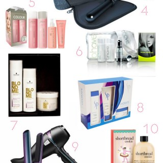 Christmas Gift Guide for the Hair Romantic