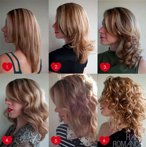 Hair Romance - guide to salon blowdries and styling