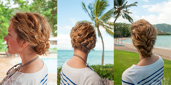 Holiday hair guide - curly hair hairstyles
