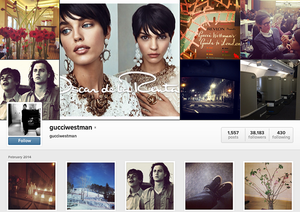 Best makeup artists on instagram - Gucci Westman