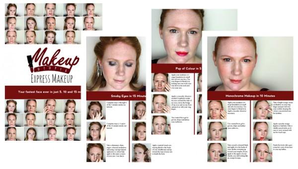 Express Makeup ebook teaser