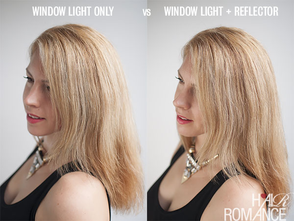 How I light my photos - Hair Romance