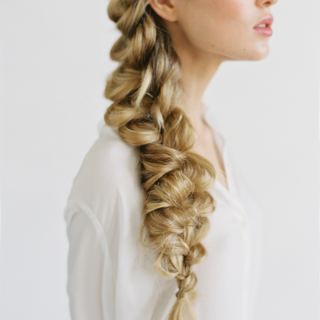 Big Hair Friday – Big Side Braid