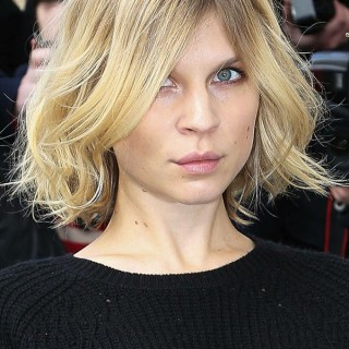 Short cut inspiration – Clemence Poesy