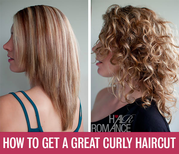 Hair Romance - How to get a great curly haircut
