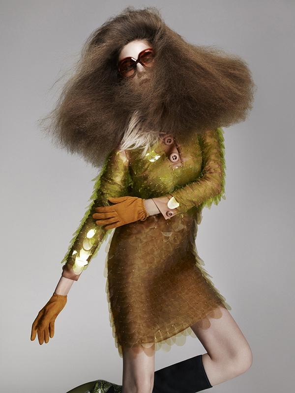 Big Hair Friday - Vogue Portugal