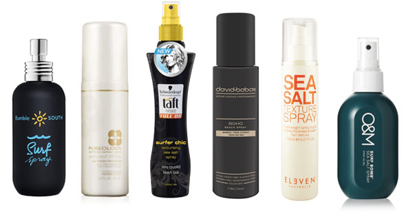 Hair Romance - sea salt sprays