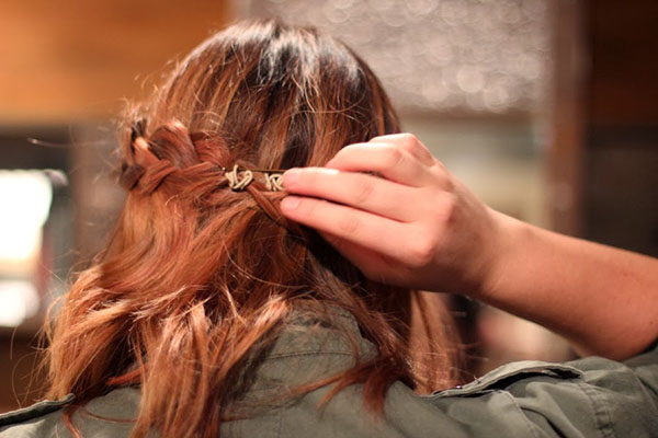 Hair Romance Braid Bar event Sydney