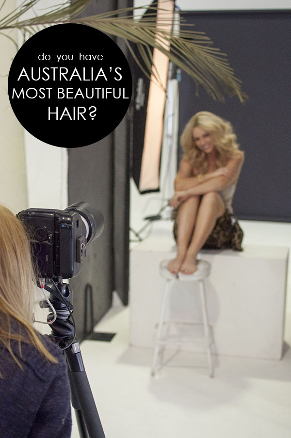Do you have Australia's Most Beautiful Hair
