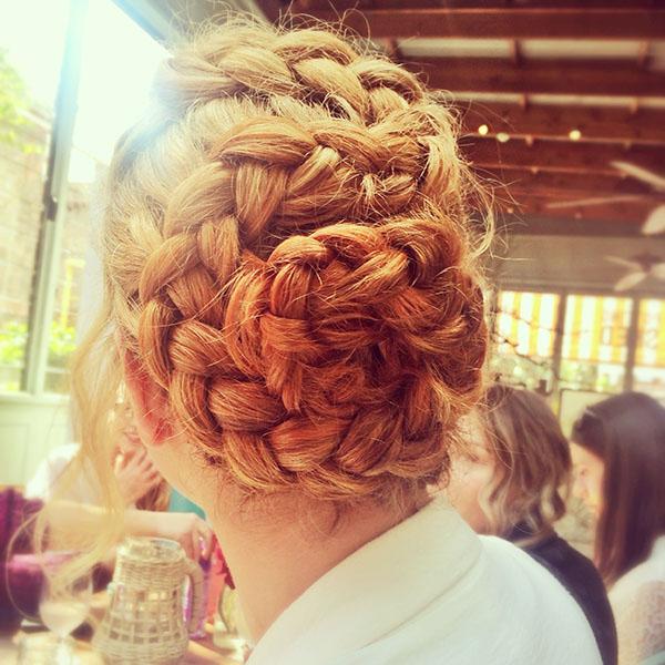 Hair Romance - a week in my hair 7