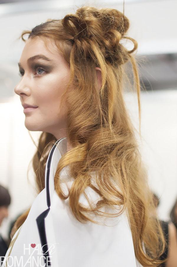 Hair Romance - Hair Expo - Big Hair Friday