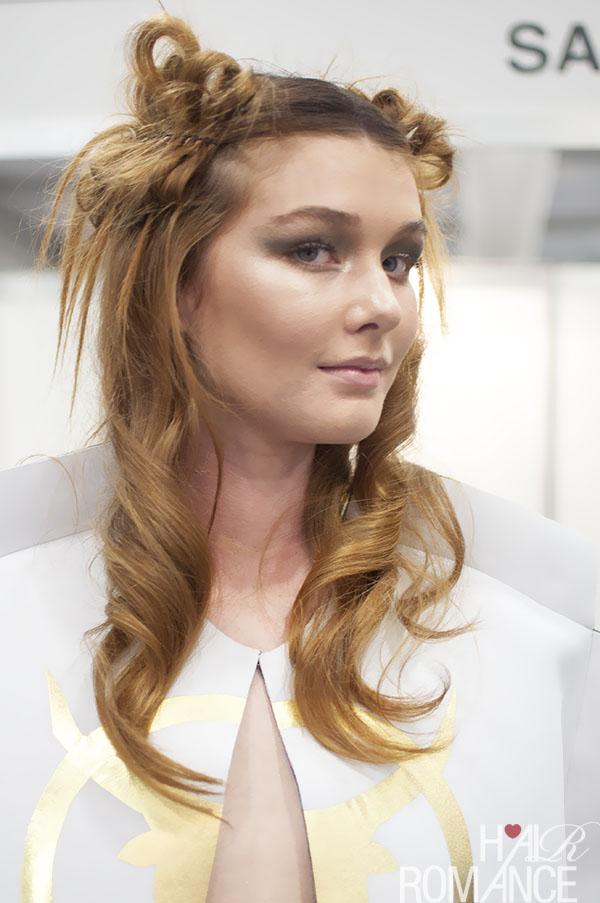 Hair Romance - Hair Expo -Big Hair Friday