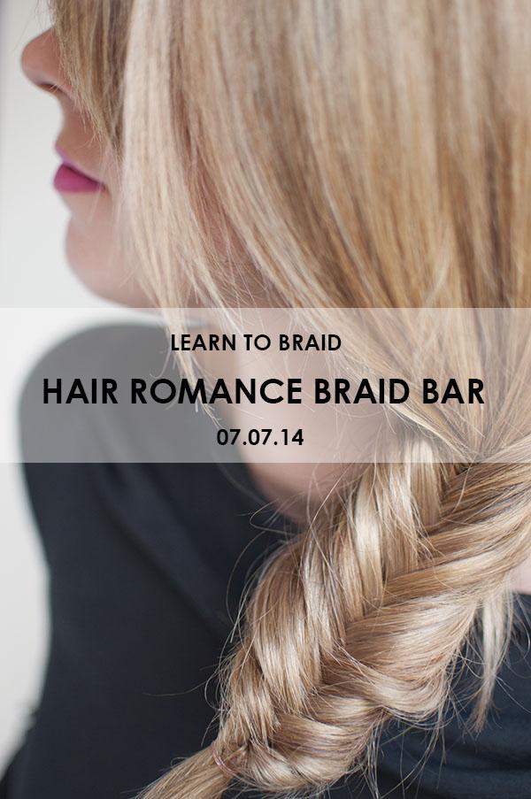 Hair Romance - The Braid Bar