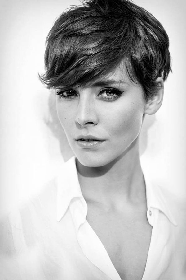 Hair Romance - short hairstyles - pixie crop