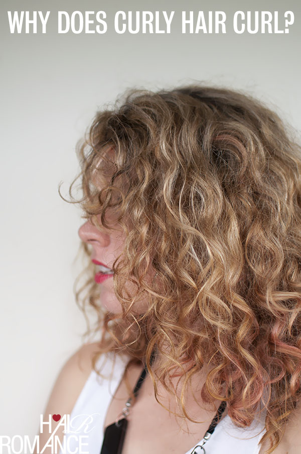 Hair Romance - Curls Week - why does curly hair curl
