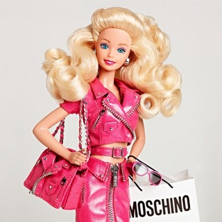 Big Hair Friday – Barbie Girls at Moschino