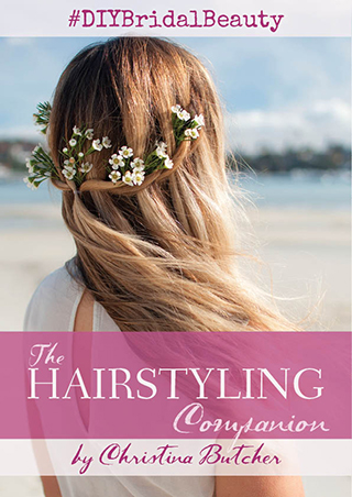DIY Bridal Beauty - Hairstyling Companion - Cover sml