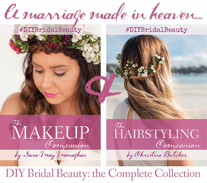 DIY bridal beauty the complete collection artwork