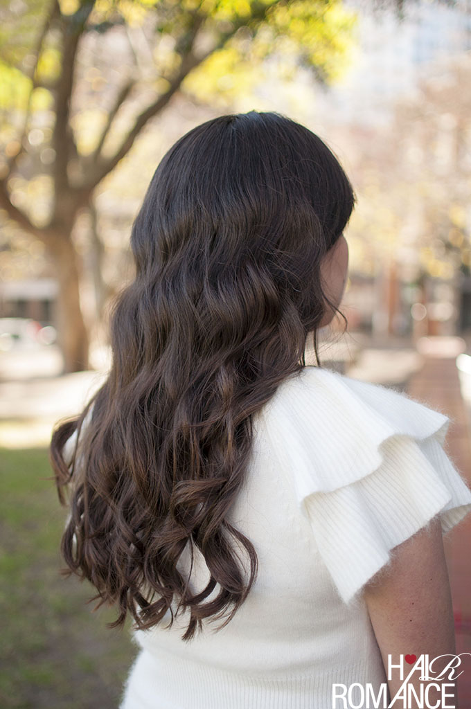 Hair Romance - DIY Bridal Beauty - Modern waves