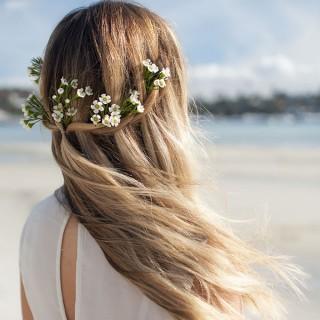DIY Bridal Beauty – A twist on the beach bride