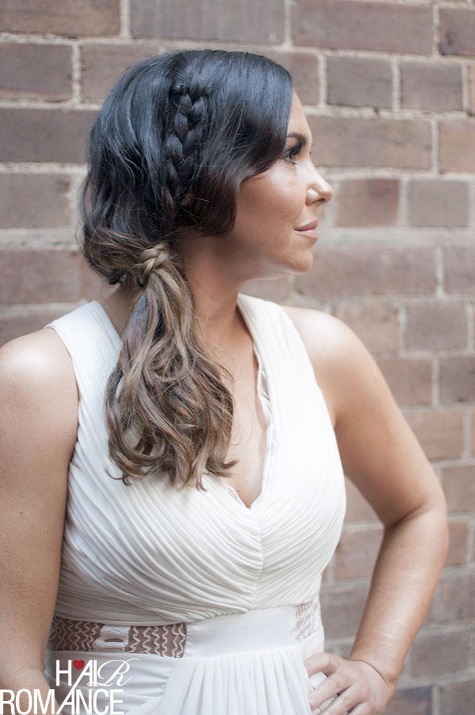 Hair Romance - DIY Bridal Beauty - Urban Elegance